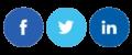 KSO sur Facebook, Twitter et Linkeding